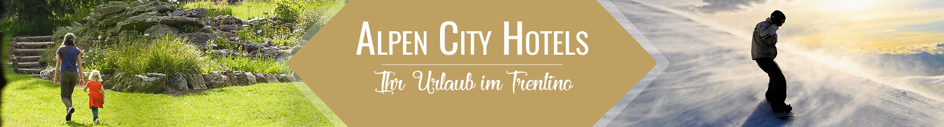 banner alpen city hotels estate inverno de